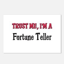 Trust Me I'm a Fortune Teller Postcards (Package o