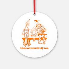 The Wizard of Oz Keepsake (Round)