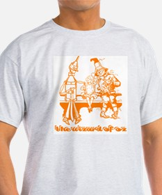 The Wizard of Oz Ash Grey T-Shirt
