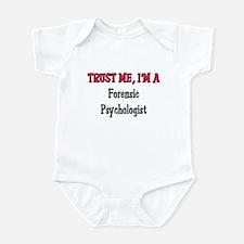Trust Me I'm a Forensic Psychologist Infant Bodysu