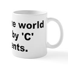Funny C student Mug