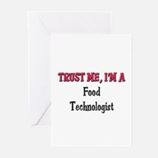 Trust Me I'm a Food Technologist Greeting Cards (P