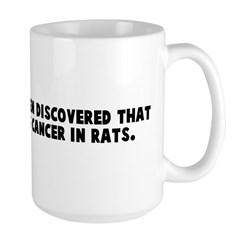 It has recently been discover Mug