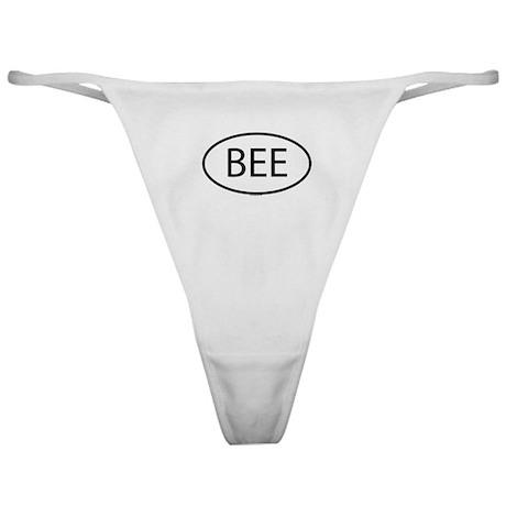 BEE Classic Thong