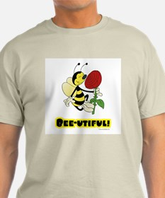 Bee-utiful Light Color Bee T-Shirt