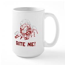 Scorpion w/ Bite Me! Mug