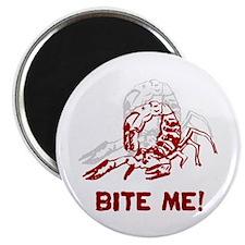 Scorpion w/ Bite Me! Magnet