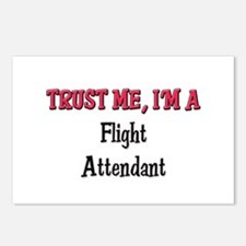 Trust Me I'm a Flight Attendant Postcards (Package