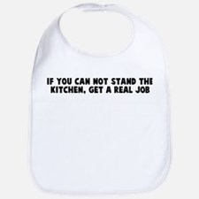 If you can not stand the kitc Bib
