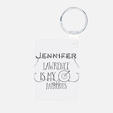 Jennifer Lawrence is my patronus Keychains