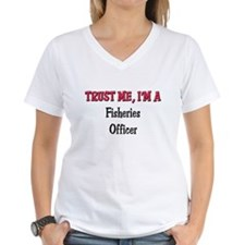 Trust Me I'm a Fisheries Officer Shirt