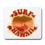 Surf Hawaii Mousepad