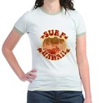Surf Hawaii Jr. Ringer T-Shirt
