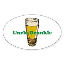 Uncle Drunkle Decal
