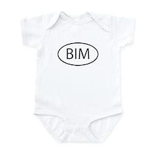 BIM Infant Bodysuit