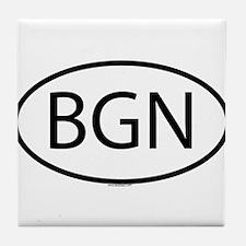 BGN Tile Coaster