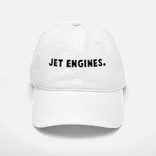 Jet engines Baseball Baseball Cap