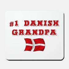 #1 Danish Grandpa Mousepad