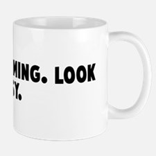 Jesus is coming Look busy Mug