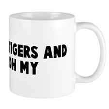 Lions and tigers and bears oh Mug