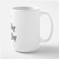 Missing Wife & Bulldog Mug