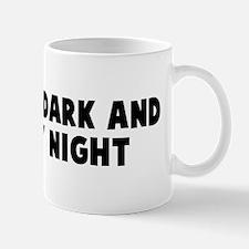 It was a dark and stormy nigh Mug