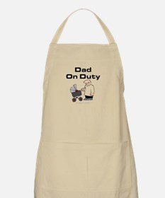 Dad On Duty BBQ Apron