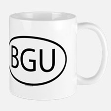 BGU Mug