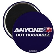 Anyone But Huckabee Magnet