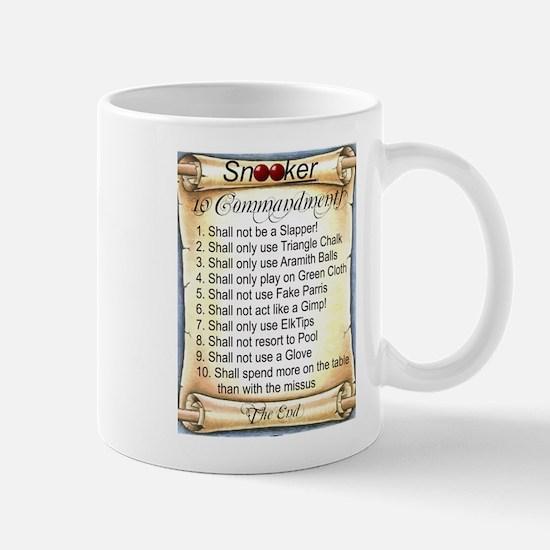 Elite Comand Mug