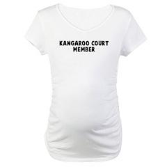 Kangaroo Court Member Shirt