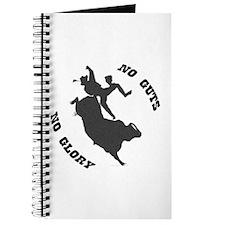 Bull Riding #1031r Journal