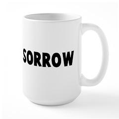 Joy and sorrow Mug