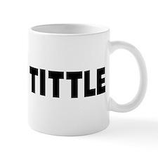 Jot or tittle Mug