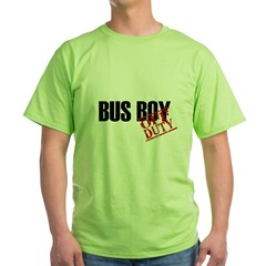 Off Duty Bus Boy Green T-Shirt
