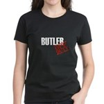 Off Duty Butler Women's Dark T-Shirt