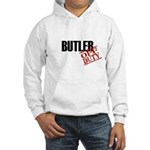 Off Duty Butler Hooded Sweatshirt