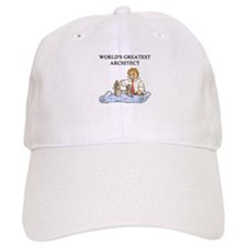 architect gifts t-shirts Baseball Baseball Cap