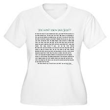 YOU DON'T KNOW JACK SHITT T-Shirt