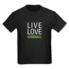 Live Love Handball T