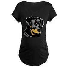 Rottweiler Head T-Shirt