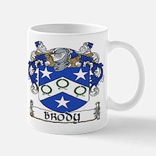 Brody Coat of Arms Small Small Mug