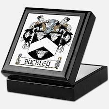 Buckley Coat of Arms Keepsake Box