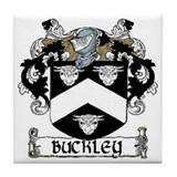 Buckley coat of arms Drink Coasters