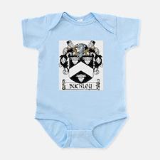 Buckley Coat of Arms Infant Bodysuit