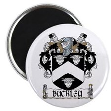 """Buckley Coat of Arms 2.25"""" Magnet (10 pack)"""