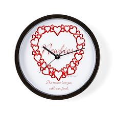 Newfie True Wall Clock