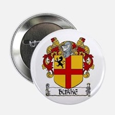 "Burke Coat of Arms 2.25"" Button (10 pack)"