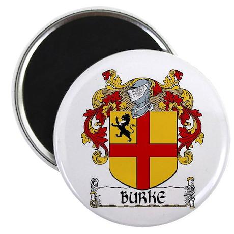 "Burke Coat of Arms 2.25"" Magnet (10 pack)"