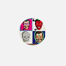 Funny Subgenius Mini Button